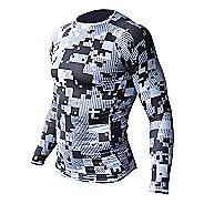 Mens De Soto SDS Long Sleeve Technical Tops