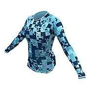 Womens De Soto Femme Skin Cooler SDS Long Sleeve Technical Tops