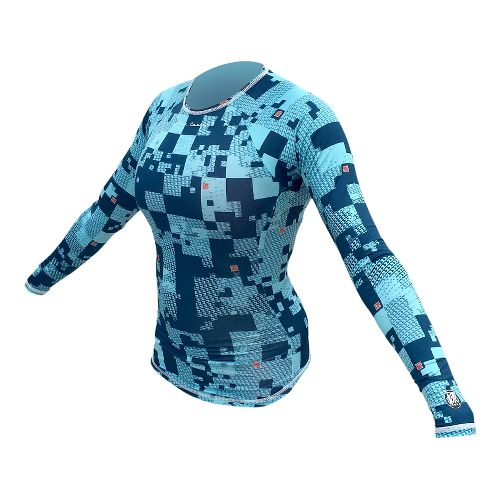 Women's De Soto�Femme Skin Cooler SDS Long Sleeve