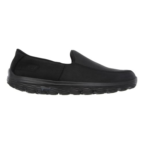Mens Skechers GO Walk 2 - Swift Walking Shoe - Black 11