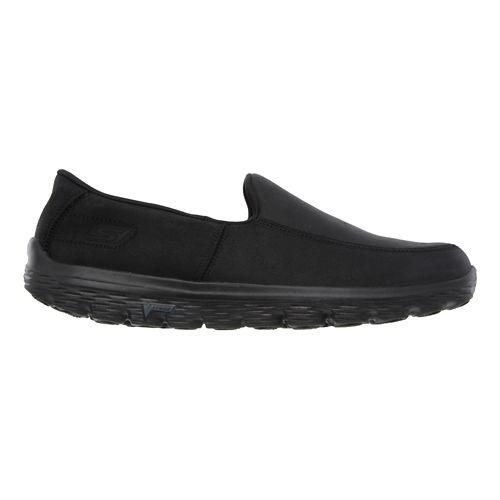 Mens Skechers GO Walk 2 - Swift Walking Shoe - Charcoal 6.5