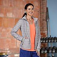 Womens R-Gear Zip To It Striped Lightweight Jackets