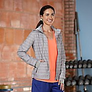 Womens R-Gear Zip To It Striped Lightweight Jackets