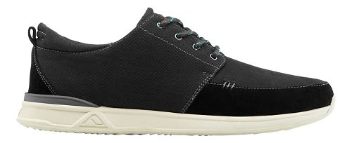 Mens Reef Rover Low Casual Shoe - Black 9