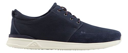 Mens Reef Rover Low Casual Shoe - Navy 11.5
