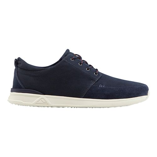 Mens Reef Rover Low Casual Shoe - Navy 8