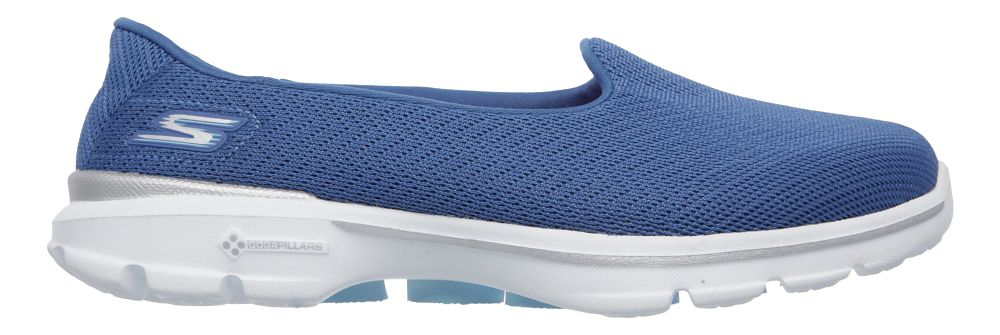 womens skechers go walk 3 insight athletic shoes