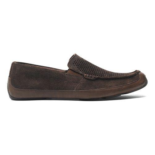 Mens OluKai Akepa Moc Kohana Casual Shoe - Clay/Clay 8