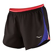 Womens Saucony Run Lux III Unlined Shorts