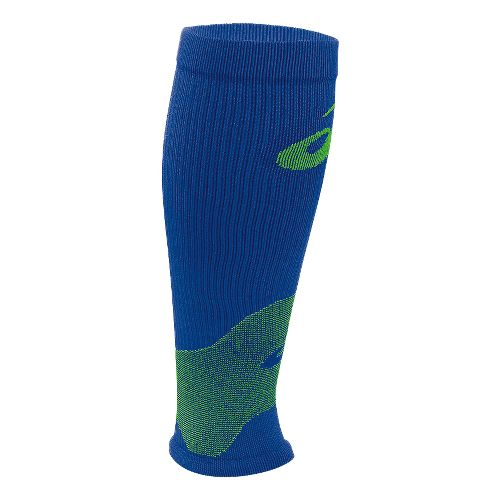 ASICS Rally Leg Sleeves Injury Recovery - Airforce Blue M