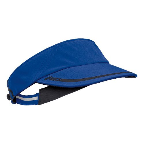 ASICS Speed Chill Visor Headwear - Airforce Blue/Black
