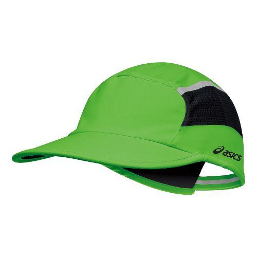 ASICS Quick Lyte Cap Headwear - Green Gecko