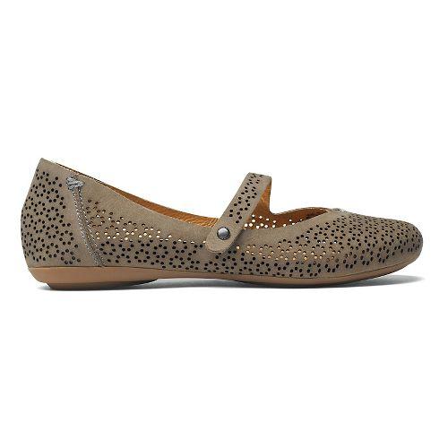 Womens OluKai Nene Perf Casual Shoe - Clay/Clay 9