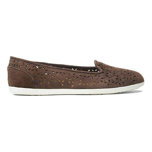 Womens OluKai Momi Casual Shoe - Dark Java/Dark Java 7
