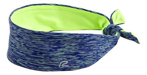 Womens R-Gear To-Tie-For Reversible Headband Headwear - Pacific Blue