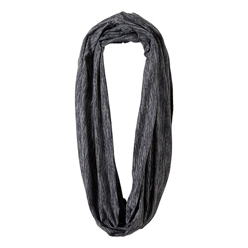 Womens R-Gear Snap-To-It Scarf Headwear - Charcoal