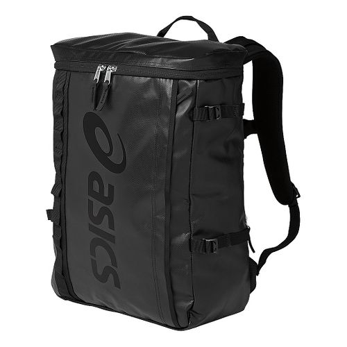 ASICS Track To Train Backpack Bags - Performance Black