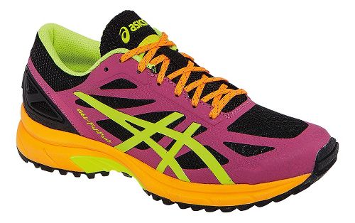 pink asics running shoes road runner sports