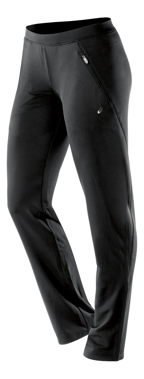 Womens ASICS Essentials Pants - Performance Black L-T