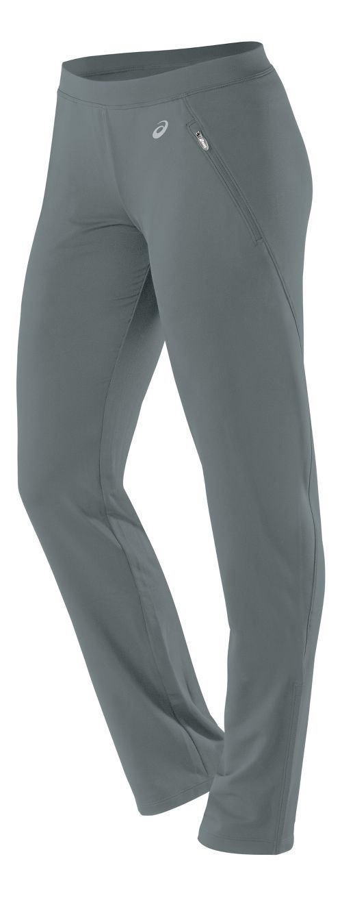 Womens ASICS Essentials Pants - Shark L