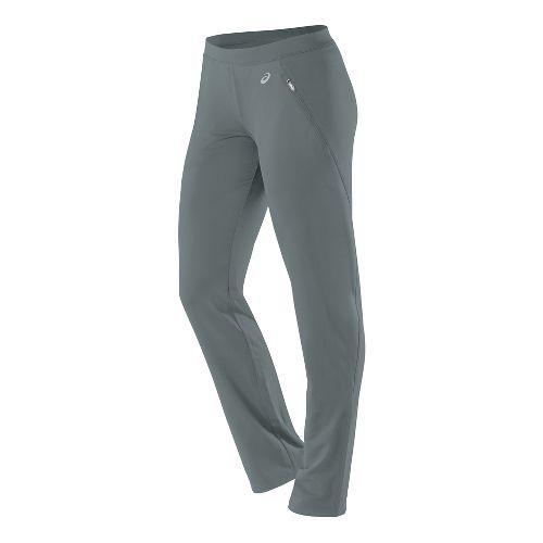 Womens ASICS Essentials Pants - Shark M