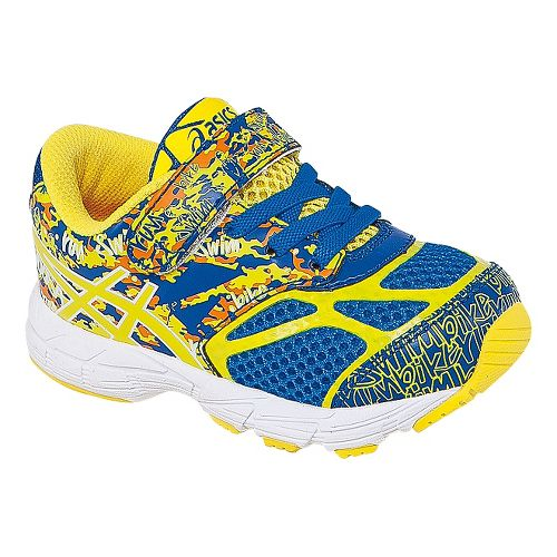 Kids ASICS Noosa Tri 10 TS Running Shoe - Turquoise/Grape 8