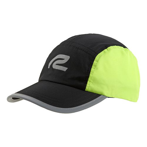 Men' R-Gear Flash N' Dash Cap Headwear - Black