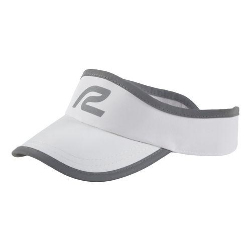 Mens R-Gear Flash N' Dash Visor Headwear - White