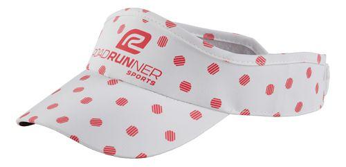 Womens R-Gear She's Spot On Visor Headwear - Poppy Pink