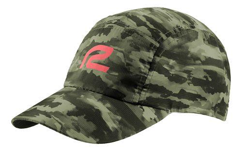 Womens R-Gear Urban Appeal Camo Cap Headwear - Olive