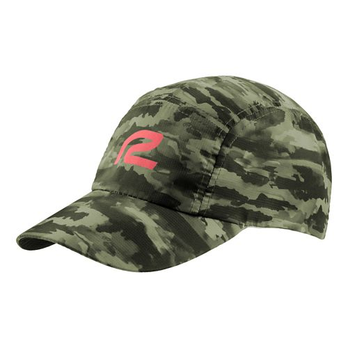 Womens R-Gear Urban Appeal Camo Cap Headwear - Olive