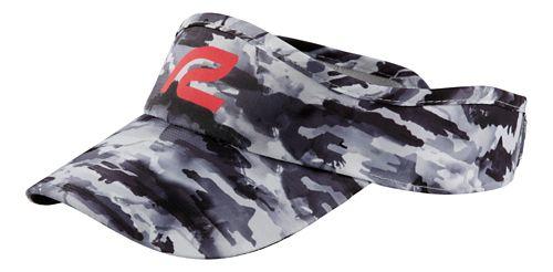 Womens R-Gear Urban Appeal Camo Visor Headwear - Grey