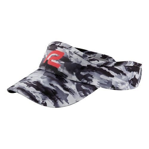 Womens R-Gear Urban Appeal Camo Visor Headwear - Grey