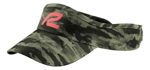 Womens R-Gear Urban Appeal Camo Visor Headwear - Olive