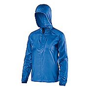 Womens ASICS FujiTrail Packable Warm Up Hooded Jackets