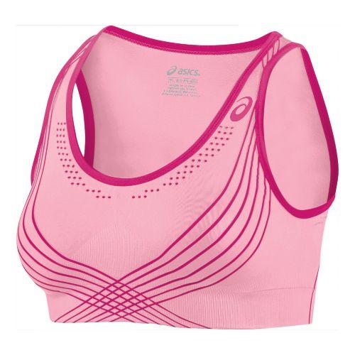 Womens ASICS Fit-Sana Seamless Sports Bras - Cotton Candy XL