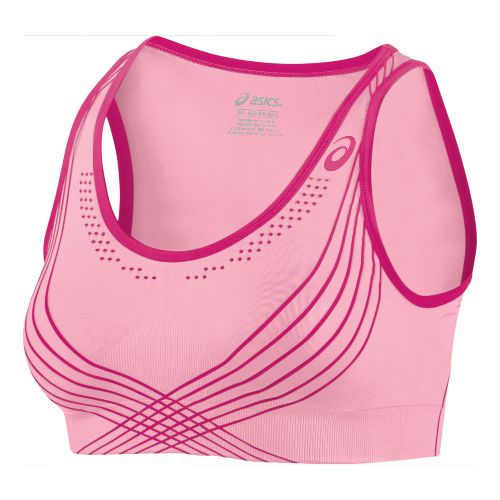 Womens ASICS Fit-Sana Seamless Sports Bras - Cotton Candy XS/S