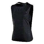 Womens ASICS Cleo Pop Double Tank Sport Top Bras