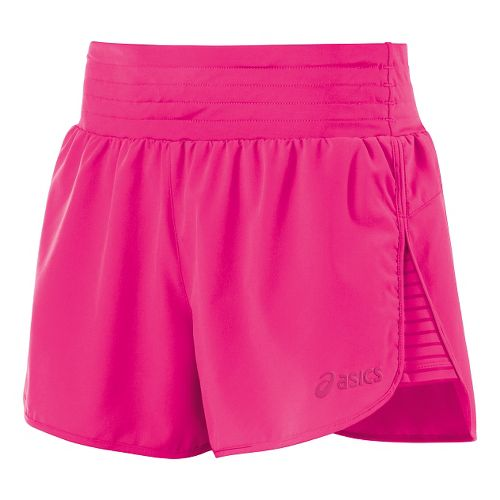 Womens ASICS Cleo Pop Unlined Shorts - Ultra Pink S