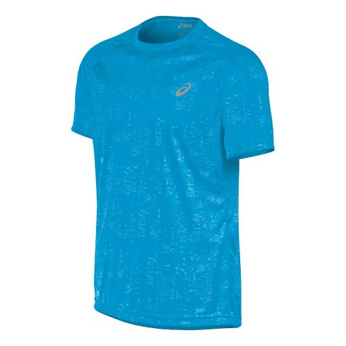 Men's ASICS�Graphic Top Short Sleeve