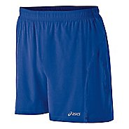 "Mens ASICS Performance Run Distance 5"" Lined Shorts"