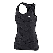Womens ASICS Train Racerback Tank Technical Tops