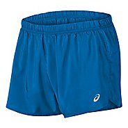 "Mens ASICS Performance Run Split 3"" Lined Shorts"
