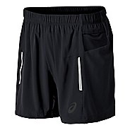 "Mens ASICS FujiTrail 5"" Lined Shorts"