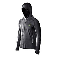 Mens ASICS FujiTrail Warm Up Hooded Jackets