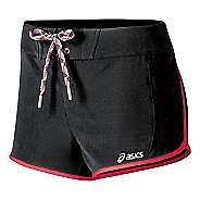 Womens ASICS Nalani Board Unlined Shorts