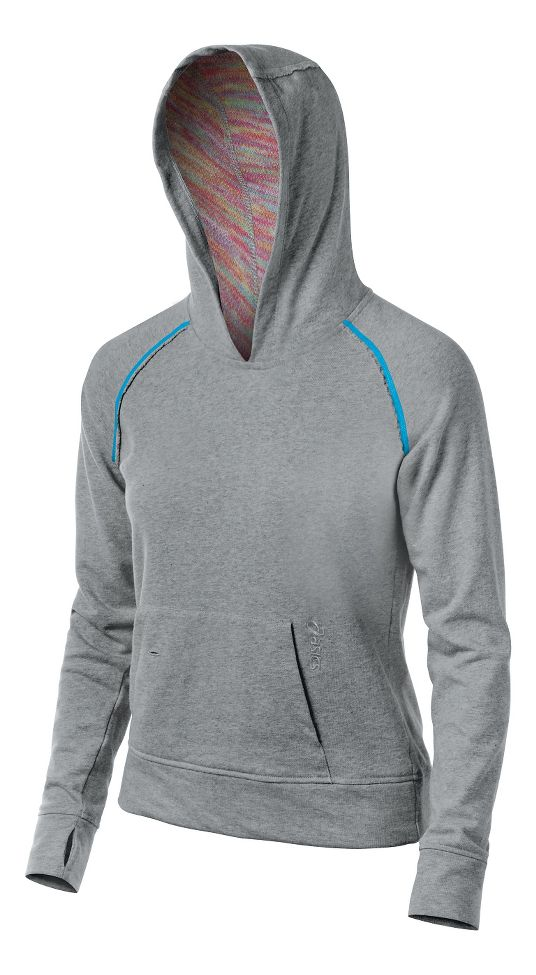 ASICS Coral Warm Up Hooded Jacket