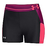 Womens Under Armour HeatGear Alpha Compression Novelty Unlined Shorts