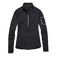Womens Under Armour Fly Fast Long Sleeve Half Zip Technical Tops