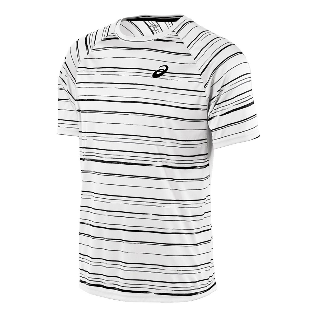 Men's ASICS�Club Graphic Short Sleeve Tee